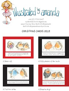 Greetings cards illustrated by amanda please take a look at my selection of alternative christmas cards featuring original illustratedbyamanda illustrations on etsy where im offering free m4hsunfo